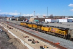 UNION PACIFIC'S DENVER-SALT LAKE CITY MANIFEST.MARCH 27,2010 PROVO,UTAH.